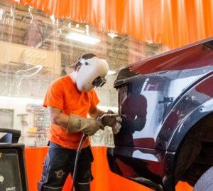 Benders Body Shop has certified aluminum master technicians!