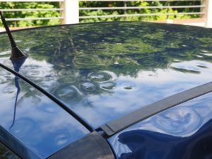Had an accident? or Hail Damage? Benders Body Shop can remove small dents and scratches!